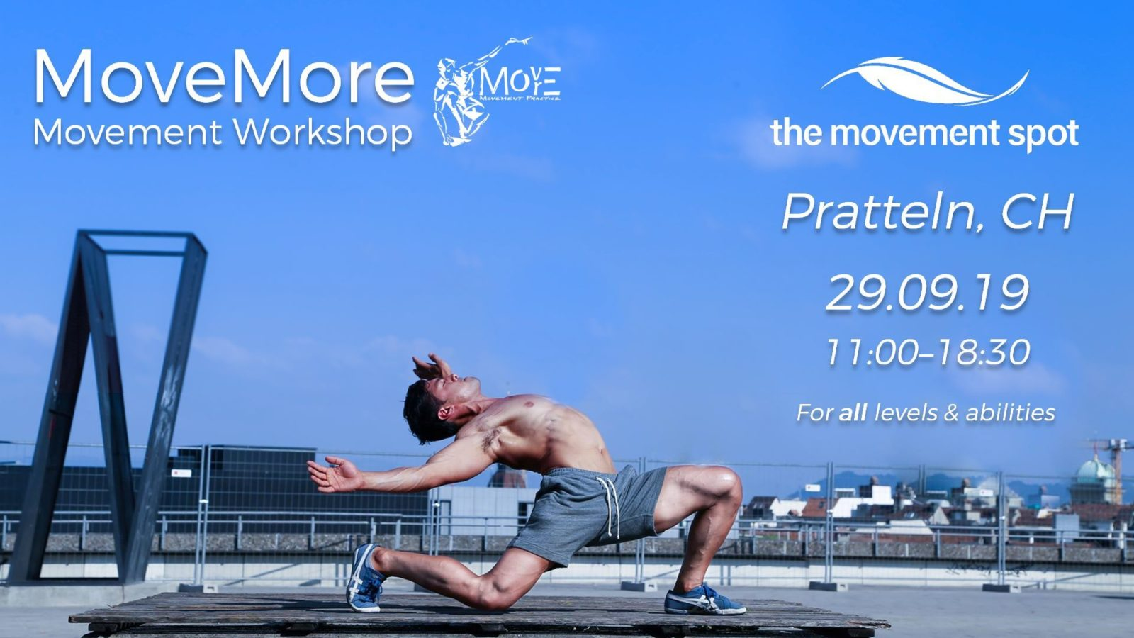Move More Workshop themovementspot