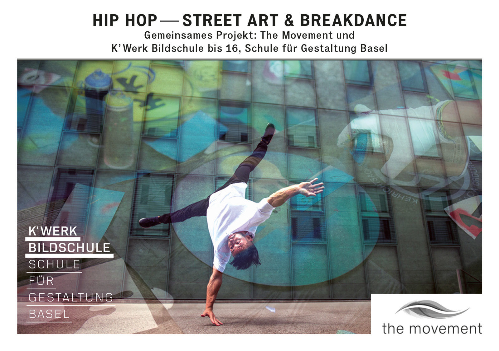 Breakdance Street Art WS